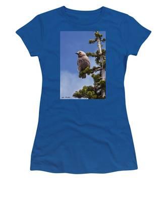 Clark's Nutcracker In A Fir Tree Women's T-Shirt