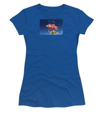 Effingham Motel Women's T-Shirt