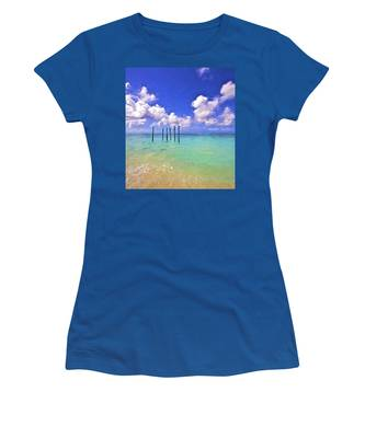 Pelicans Of Aruba Women's T-Shirt