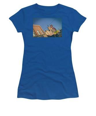Plaza Theatre Women's T-Shirt