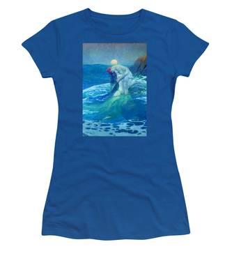 The Mermaid Women's T-Shirt