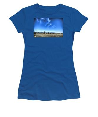 Point Of Pines - San Carlos Indian Reservation Women's T-Shirt