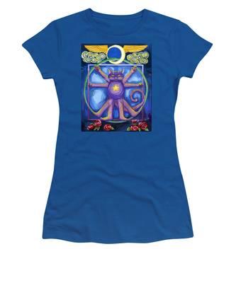 Da Vinci Cat Women's T-Shirt