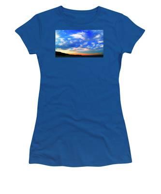 Estuary Skyscape Women's T-Shirt
