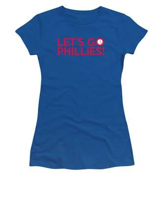 Let's Go Phillies Women's T-Shirt