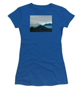 Montana Mountains Women's T-Shirt
