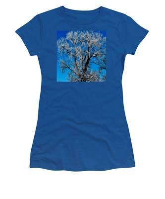 Natures Lace Women's T-Shirt