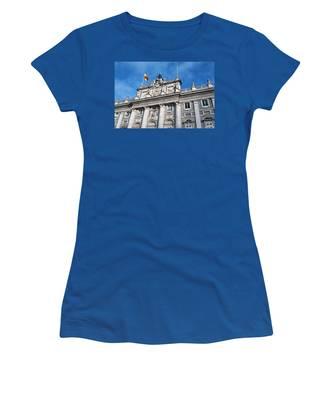 Palacio Real Women's T-Shirt