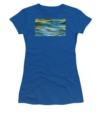 Sunlight Over The River Women's T-Shirt