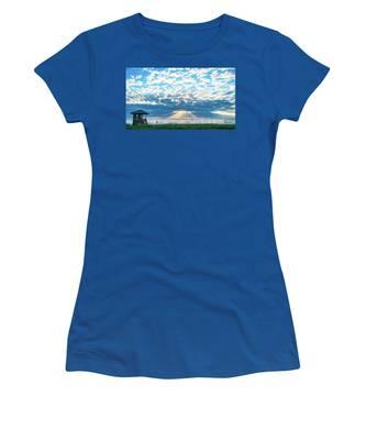Sunrise Hope Delray Beach Florida Women's T-Shirt