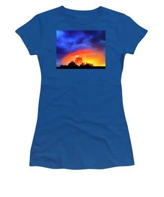 Sunset Extraordinaire Women's T-Shirt