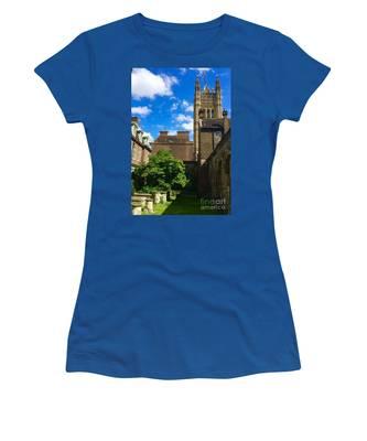 Westminster Abby Garden Women's T-Shirt