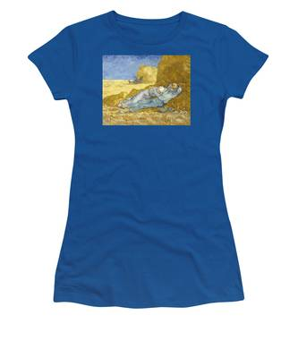 Noon - Rest From Work Women's T-Shirt