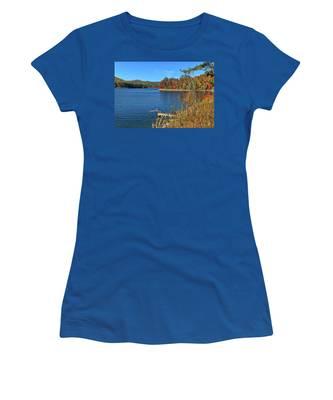 Autumn In North Carolina Women's T-Shirt