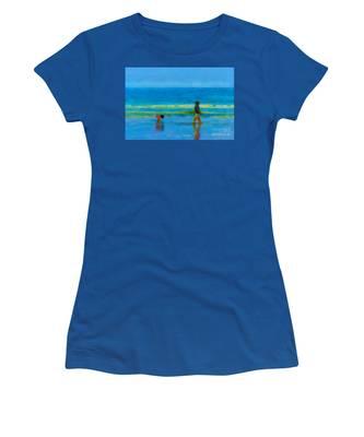 Beach Blues Women's T-Shirt