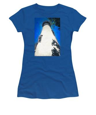 Marblehead Ohio Light Women's T-Shirt
