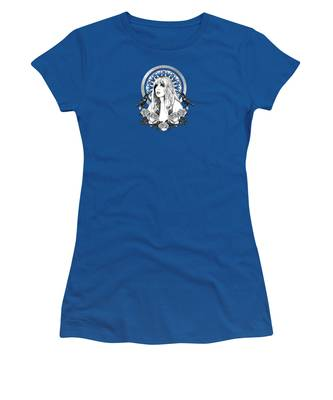 Stained Glass Women's T-Shirts