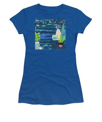 Teatime Three Women's T-Shirt