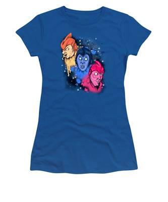 Earth Women's T-Shirts