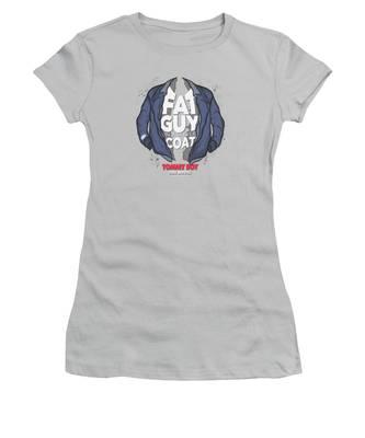 Coat Women's T-Shirts