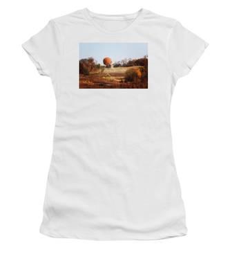 A Walk In The Meadow Women's T-Shirt