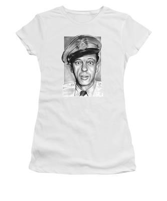 Barney Fife Women's T-Shirt
