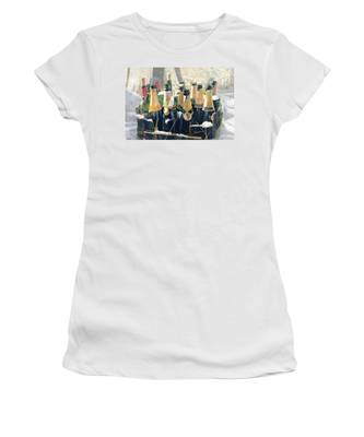 Champers Women's T-Shirts