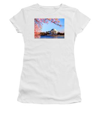 Cherry Jefferson Women's T-Shirt
