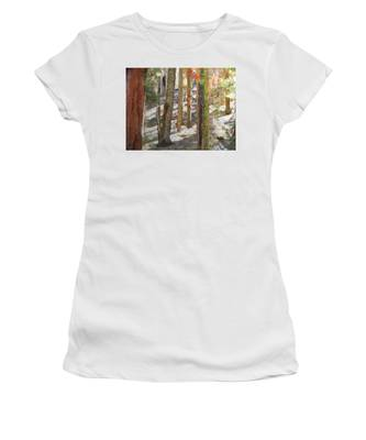 Forest For The Trees Women's T-Shirt