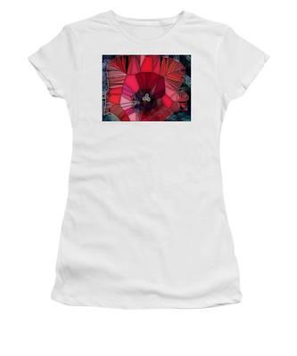 Fragile Flower Women's T-Shirt