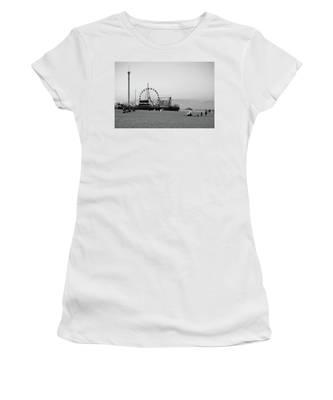 Funtown Pier - Jersey Shore Women's T-Shirt