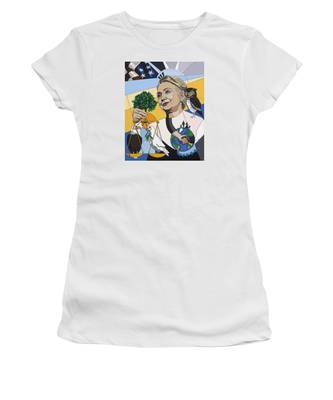 In Honor Of Hillary Clinton Women's T-Shirt