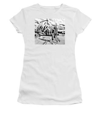 Kenworth Rig Women's T-Shirt