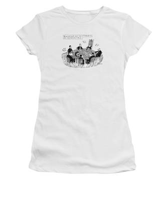 King Arthur And The Attorneys Of The Round Table Women's T-Shirt