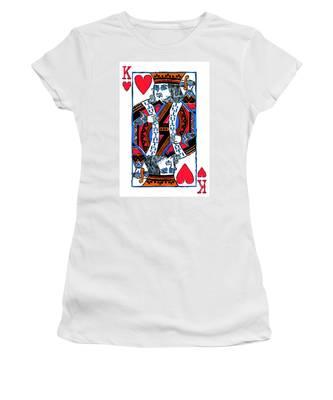 King Of Hearts 20140301 Women's T-Shirt