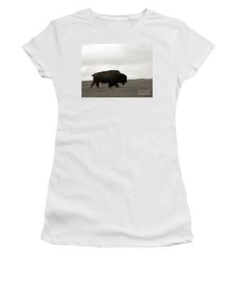 Lone Bison Women's T-Shirt