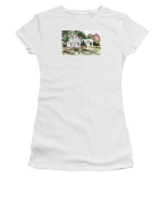 Maine Sunshine Women's T-Shirt