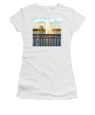 Man Made Rainbow Women's T-Shirt