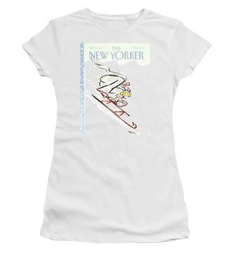 New Yorker December 30th, 1991 Women's T-Shirt