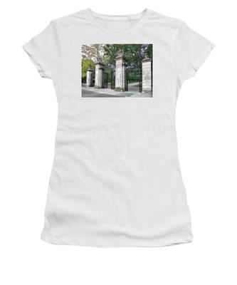 Princeton University Main Gate Women's T-Shirt