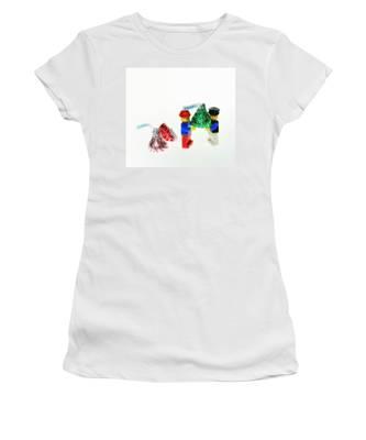 Sharing A Hug Women's T-Shirt