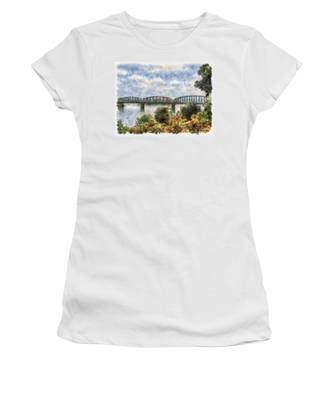 Strang Bridge Women's T-Shirt
