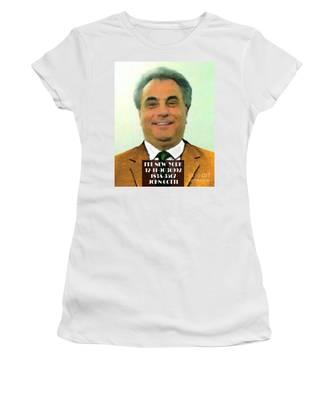 The Dapper Don 20130812text Women's T-Shirt