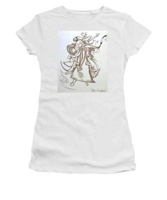Music At The Station Women's T-Shirt