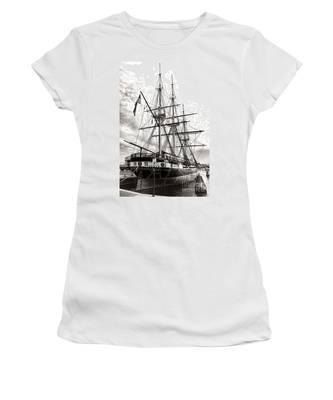 Uss Constellation Women's T-Shirt