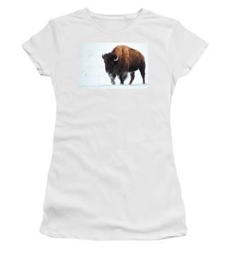 Waiting For Spring Women's T-Shirt