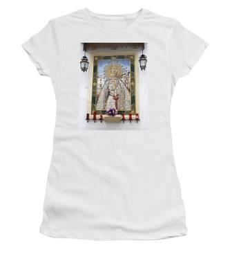 Weeping Virgin Women's T-Shirt