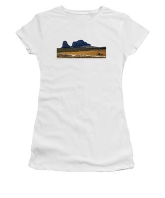 Jailhouse Rock And Courthouse Rock Women's T-Shirt