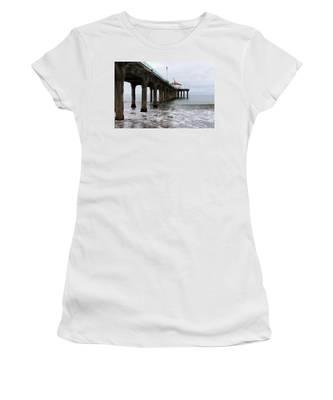 Manhattan Beach Pier Women's T-Shirt