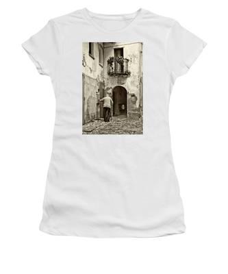 Toward Home Women's T-Shirt